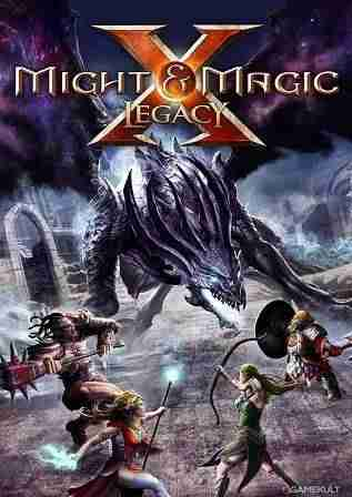 Descargar Might Magic X Legacy [English][Early Access][3DM] por Torrent